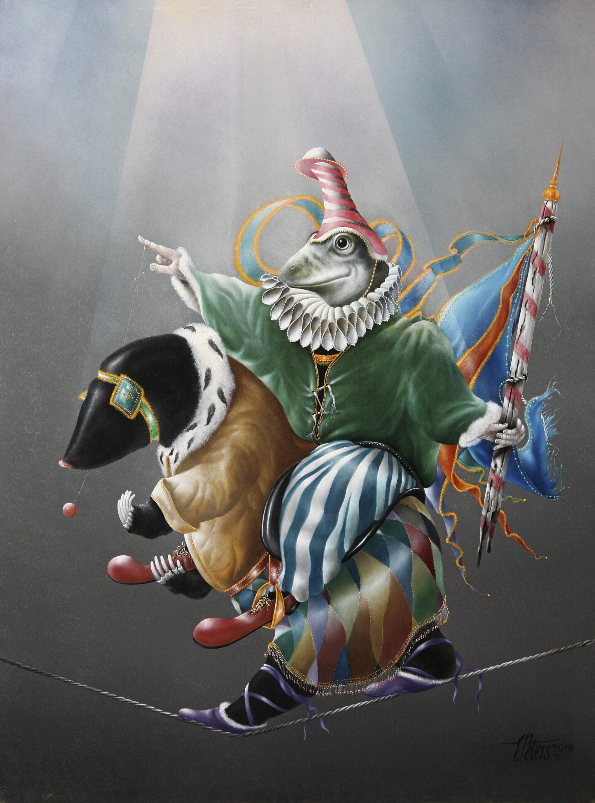 Eugene Peters - Een Bereden Mol