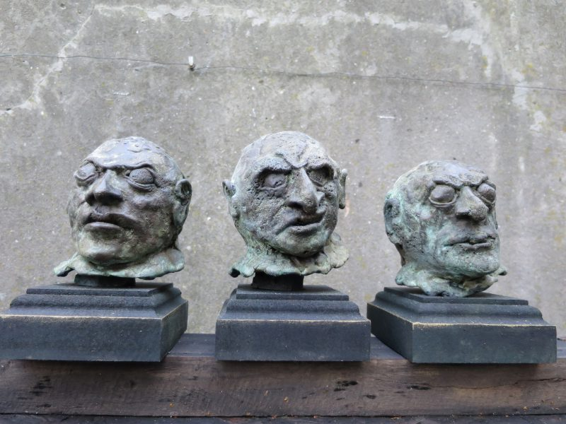 Drie Boze Mannen